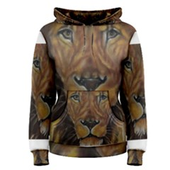 Cecil The African Lion Women s Pullover Hoodies