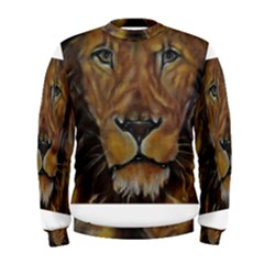 Cecil The African Lion Men s Sweatshirts