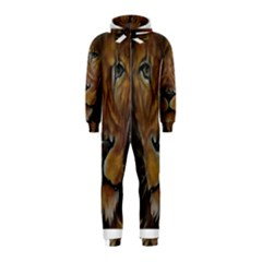 Cecil The African Lion Hooded Jumpsuit (Kids)