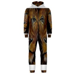 Cecil The African Lion Hooded Jumpsuit (men)