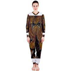 Cecil The African Lion Onepiece Jumpsuit (ladies)