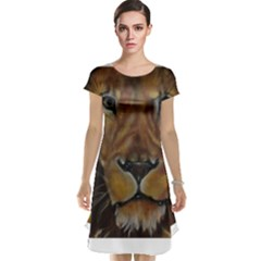 Cecil The African Lion Cap Sleeve Nightdresses