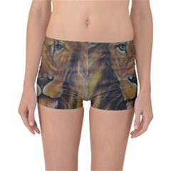 Cecil The African Lion Reversible Boyleg Bikini Bottoms
