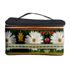 Pattern Flower Phone Cases Cosmetic Storage Cases