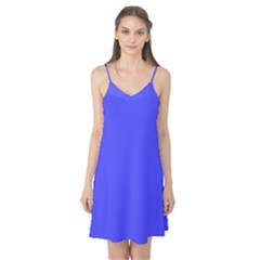 Neon Blue Camis Nightgown