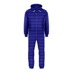 Striped Hooded Jumpsuit (kids)