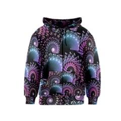 Stunning Sea Shells Kids Zipper Hoodies