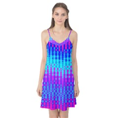 Melting Blues and Pinks Camis Nightgown