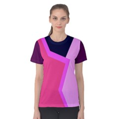 Square Mom Back2gether Women s Cotton Tee