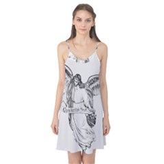 Angel Drawing Camis Nightgown