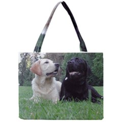 2 Labs Tiny Tote Bags