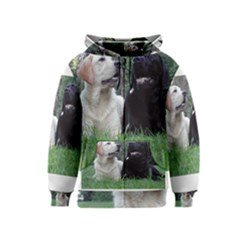2 Labs Kids Zipper Hoodies