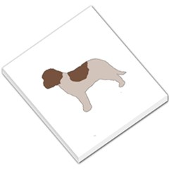 Lagotto Romagnolo Silo Color Small Memo Pads