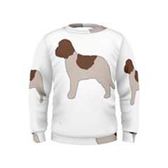 Lagotto Romagnolo Silo Color Boys  Sweatshirts