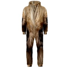 Wheaten Hooded Jumpsuit (Men)