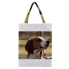 Treeing Walker Coonhound Classic Tote Bags