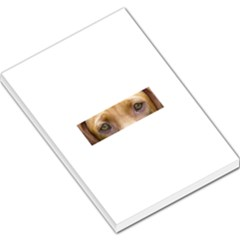 Vizsla Eyes Large Memo Pads