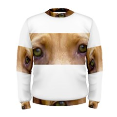 Vizsla Eyes Men s Sweatshirts