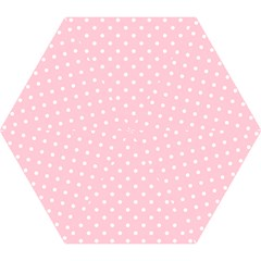 Pink Polka Dots Mini Folding Umbrellas