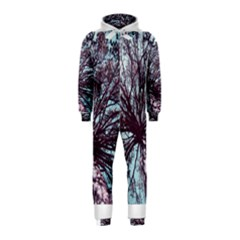 Under Tree Paint Hooded Jumpsuit (Kids)