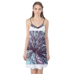 Under Tree Paint Camis Nightgown