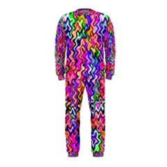 Swirly Twirly Colors OnePiece Jumpsuit (Kids)