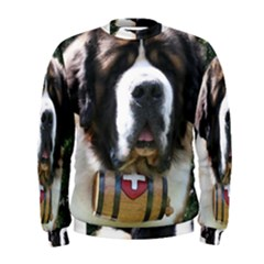 St Bernard Men s Sweatshirts