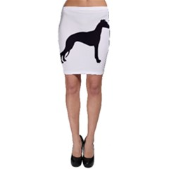 Whippet Silhouette Bodycon Skirts