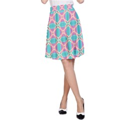 Cute Pretty Elegant Pattern A-Line Skirts