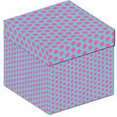 Cute Pretty Elegant Pattern Storage Stool 12