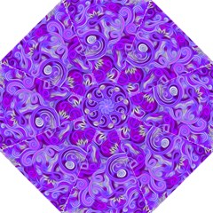 Lavender Swirls Straight Umbrellas