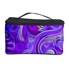 Lavender Swirls Cosmetic Storage Cases