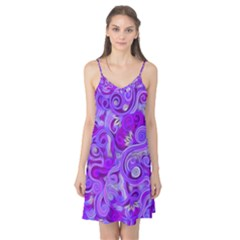 Lavender Swirls Camis Nightgown