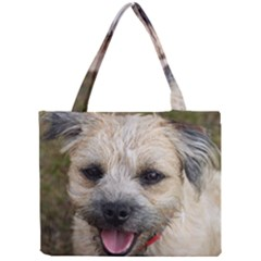 Border Terrier Tiny Tote Bags