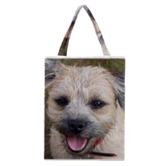 Border Terrier Classic Tote Bags
