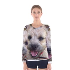 Border Terrier Women s Long Sleeve T-shirts