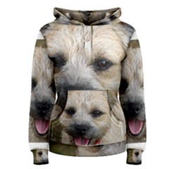 Border Terrier Women s Pullover Hoodies