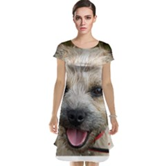 Border Terrier Cap Sleeve Nightdresses