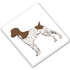 German Shorthair Pointer Silo Color Small Memo Pads