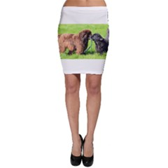 2 Newfies Bodycon Skirts
