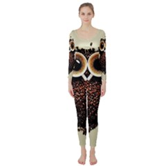 5s  Long Sleeve Catsuit