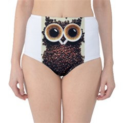 5s  High-Waist Bikini Bottoms