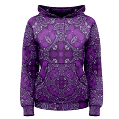 Crazy Beautiful Abstract  Women s Pullover Hoodie