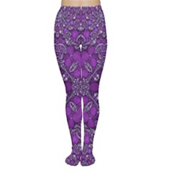 Crazy Beautiful Abstract  Women s Tights