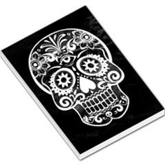 Skull Large Memo Pads