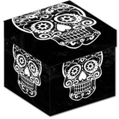 Skull Storage Stool 12