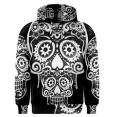 Skull Men s Pullover Hoodies