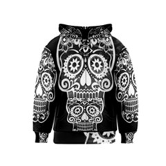 Skull Kids Zipper Hoodies