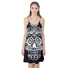 Skull Camis Nightgown