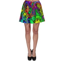 Powerfractal 4 Skater Skirts